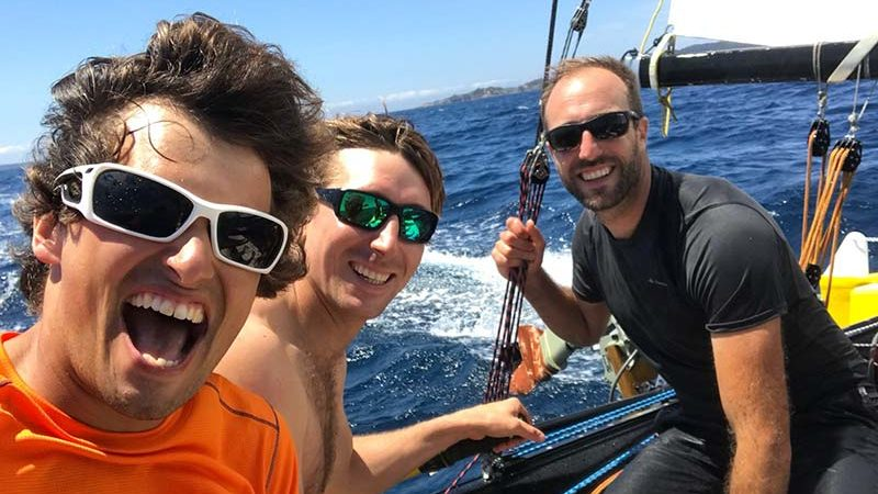 Privatisation du catamaran à la journée